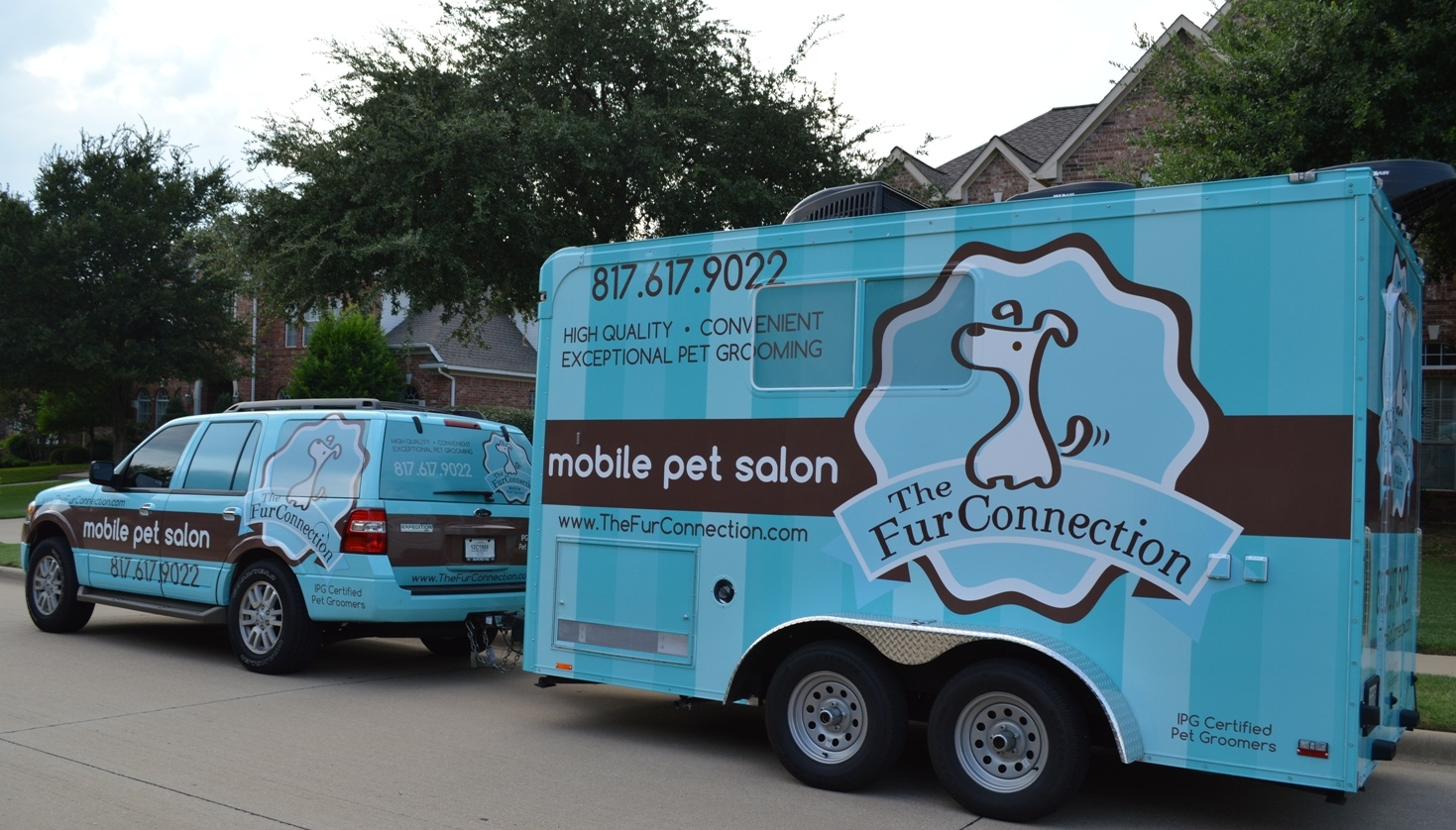 Home Dog Grooming Dallas