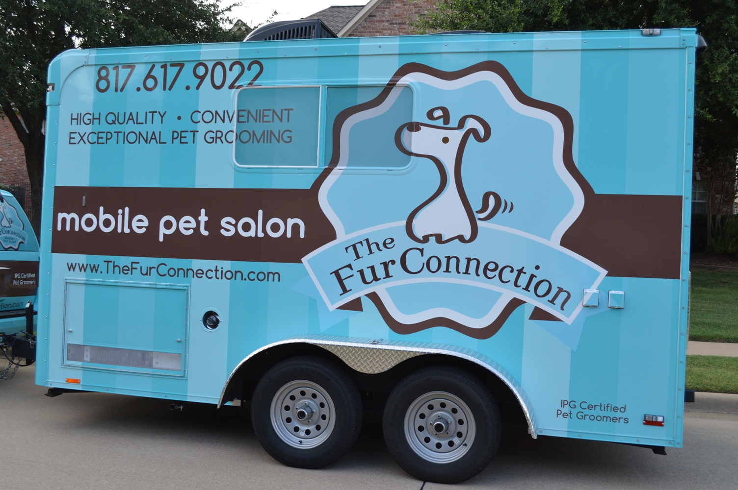Ultimate Dog Mobile Grooming